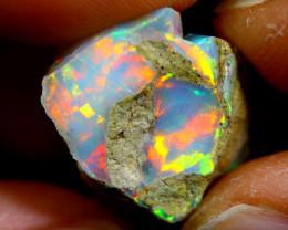 14cts Ethiopian Welo Rough Opal / WR1763