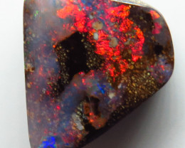 6.60ct Queensland Boulder Opal Stone