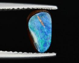 0.96 ct Australian Boulder Opal