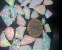 100ct HIGH QUALITY BRAZILIAN OPAL ROUGH CLEAN AND NO CRACKS OR SAND 2