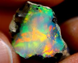 8cts Ethiopian Welo Rough Opal / WR1800