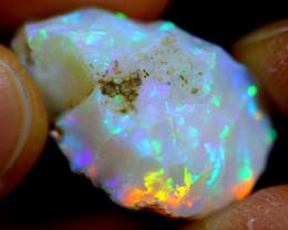 12cts Ethiopian Welo Rough Opal / WR1817