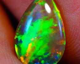 1.80 CT Top Quality Natural Welo Ethiopian Opal-GD397