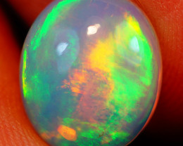 3.40 CT 12X10 MM Top Quality Natural Welo Ethiopian Opal-GD430