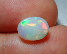 Mexican Multicoloured Fire Opal