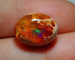 10.12ct Mexican Matrix Cantera Multicoloured Fire Opal