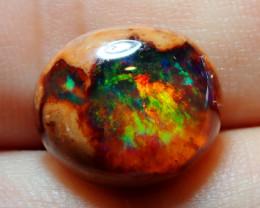 7.74ct Mexican Matrix Cantera Multicoloured Fire Opal