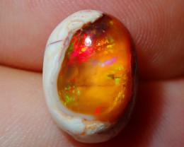 5.47ct Mexican Matrix Cantera Multicoloured Fire Opal
