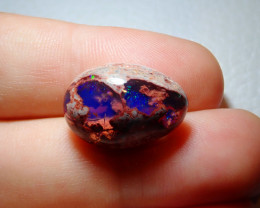 14.12ct Mexican Matrix Cantera Multicoloured Fire Opal