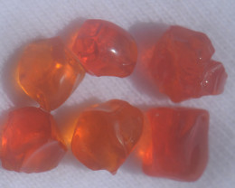 7.43ct Rough Mexican Fire Opal