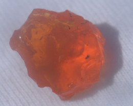 8.93ct Rough Mexican Fire Opal