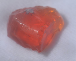 8.11ct Rough Mexican Fire Opal