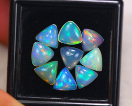 NR#  4.01Ct Ethiopian Welo Opal Lot LW731
