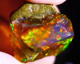 23cts Ethiopian Crystal Rough Specimen Rough / CR809