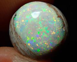 3.22ct Mexican Matrix Cantera Multicoloured Fire Opal