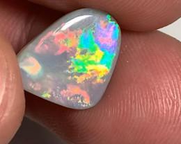 Bright and Multi-colour Dark Seam Opal