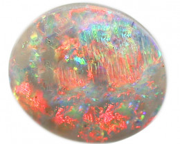 1.80CT BLACK OPAL CRYSTAL STONE LIGHTNING RIDGE [CS195]