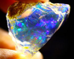 63cts Ethiopian Crystal Rough Specimen Rough / CR823