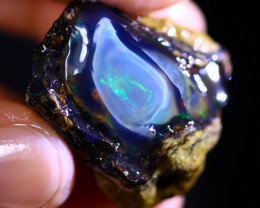 53cts Ethiopian Crystal Rough Specimen Rough / CR825