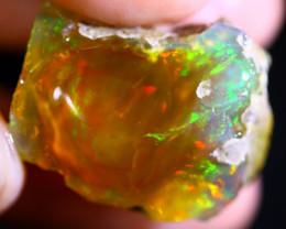 55cts Ethiopian Crystal Rough Specimen Rough / CR826