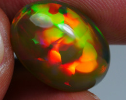 5.865CRT RARE! DARK BASE WELO CHAFF PUZZLE BEAUTIFULL COLOR WELO OPAL
