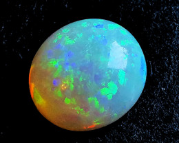 Gem Grade High Dome Crystal Opal - Coober Pedy Australia - 2.1 cts