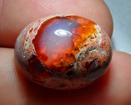 18.06ct Mexican Cantera Multicoloured Fire Opal