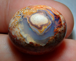Mexican Cantera Multicoloured Fire Opal