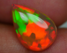 3.015 CRT BEAUTY CRYSTAL ROLLING FLASH CHAFF PUZZLE PATTERN WELO OPAL