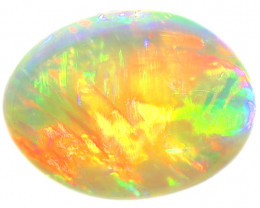 2.00CT BLACK OPAL CRYSTAL STONE LIGHTNING RIDGE  [CS212]