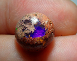 Mexican Matrix Cantera Multicoloured Fire Opal