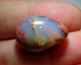 Mexican Matrix Cantera Multicoloured Fire Opal