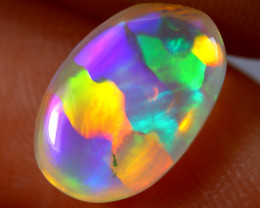 1.66cts Natural Ethiopian Welo Opal / BF1358