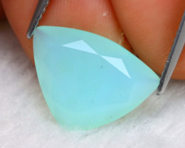 Paraiba Opal 2.92Ct Natural Peruvian Paraiba Color Opal JN66