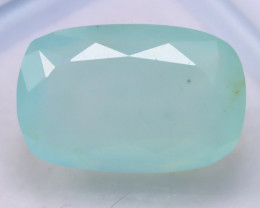 Paraiba Opal 2.75Ct Natural Peruvian Paraiba Color Opal JN68