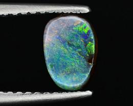 0.85 ct Australian Boulder Opal