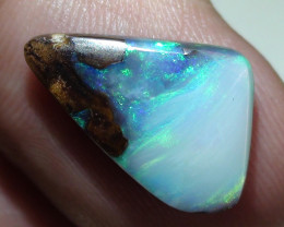 4.30 ct Boulder Opal With Beautiful Blue Green Color