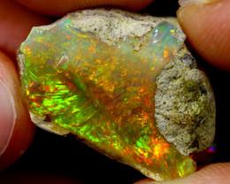 18cts Ethiopian Welo Rough Opal / WR1913