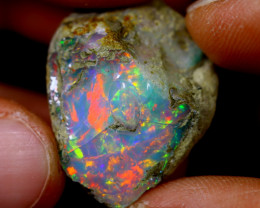 28cts Ethiopian Welo Rough Opal / WR1921