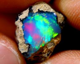 8cts Ethiopian Welo Rough Opal / WR1934