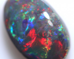 2.31 CTS  SOLID OPAL POLISHED LIGHTNING RIDGE [LRO1062]