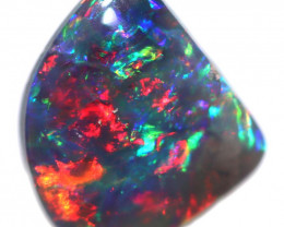 1.17 CTS  SOLID OPAL POLISHED LIGHTNING RIDGE [LRO1063]