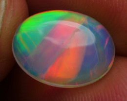 3.640 CRT BEAUTIFULL NEON FLASH BLOCK PATTERN WELO OPAL