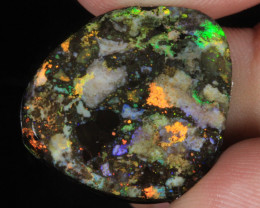 1#  -  Andamooka Matrix Opal Rough [26233]
