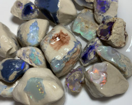 NOBBY OPALS*** 550 CTS ROUGH NOBBY #3604
