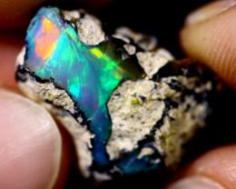 14cts Ethiopian Welo Rough Opal / WR1952
