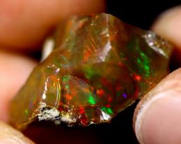 13cts Ethiopian Welo Rough Opal / WR1956