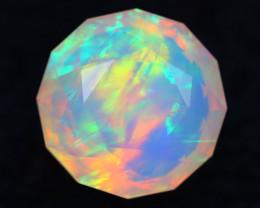 4.60Ct Master Piece of Designer Cut Natural Chaff Fire Welo Opal H104