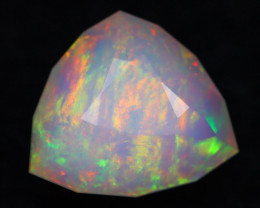 8.50Ct Master Piece of Designer Cut Natural Chaff Fire Welo Opal H107