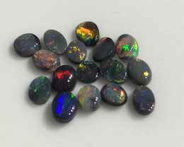 1.88 CTS DARK OPAL PARCEL - LIGHTNING RIDGE -